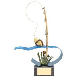 Trofeo pesca  varios tamaños.  Ref - BP132