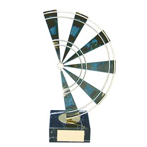 Trofeo dardos  varios tamaños.  Ref - BP195