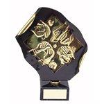 Trofeo cartas  varios tamaños.  Ref - BP429
