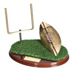 Trofeo fútbol americano  varios tamaños.  Ref - BP474