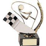 Trofeo automovilismo  varios tamaños.  Ref - BP733