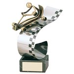 Trofeo go-kart  varios tamaños.  Ref - BP989
