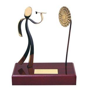 Figura de Latón Oro viejo Dardos BP300/1DA