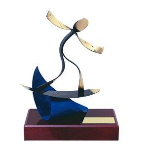 Figura de Latón Oro viejo Surf BP300/1 SF