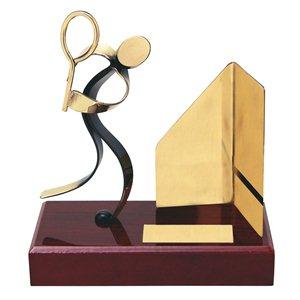 Figura de Latón Oro viejo  Squash BP300/1 SQ