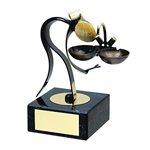 Trofeos para oficios -profesiones, Tamaño 14 cm BP 306/1ESP Fontanero