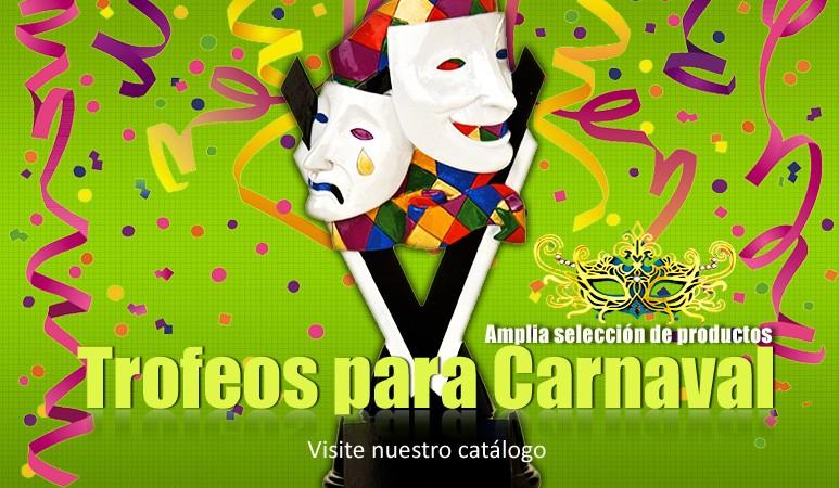 Trofeos carnaval